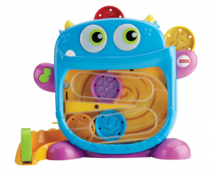 $11.46 (was $29.99) Fisher-Price Hungry Monster Maze