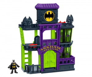 $20.99 (was $49.99) Fisher-Price Imaginext DC Super Friends Arkham Asylum