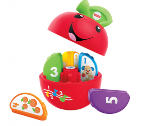 $8.39 (was $19.99) Fisher-Price Laugh & Learn Learning Happy Apple