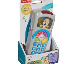 $5.39 (was $14.99) Fisher-Price Laugh And Learn Puppy Remote