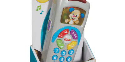 $5.39 (was $14.99) Fisher-Price Laugh An...