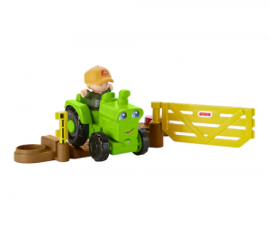 $5.09 (was $16.99) Fisher-Price Little People Small Vehicle Tractor