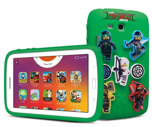 "$89.99 BOGO Free (was $149.99) Galaxy Kids Tablet 7.0"" THE LEGO NINJAGO MOVIE Edition"