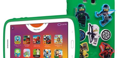 "$89.99 BOGO Free (was $149.99) Galaxy Kids Tablet 7.0"" THE LEGO NINJAGO MOVIE Edition"