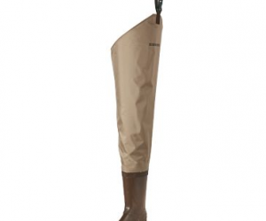 $19.88 (was $74.99) Herter's Men's Three Forks Insulated Lug-Sole Hip Waders