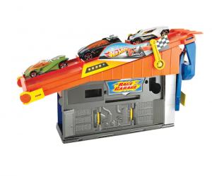 $5.99 (was $19.99) Hot Wheels Rooftop Race Garage Playset
