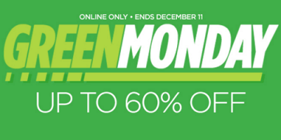 JCP Green Monday Sale And Coupon Code