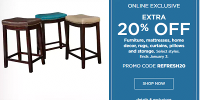Kohl's Stackable Codes For Home And Furniture