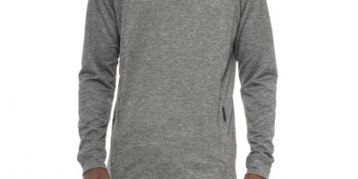 $29.99 (was $54.99) Men's Famous Brand Tech Terry Fitted Hoodie