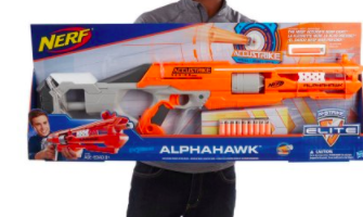 $12.49 (Was $30) Nerf N-Strike Elite Acc...