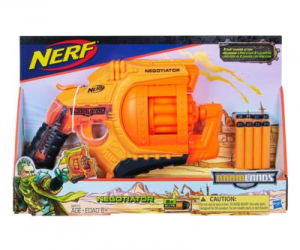 $6.88 (was $19.99) Nerf Doomlands 2169 Negotiator Blaster