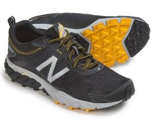 $39.95 (was $74.95) Men's New Balance MT610v5 Trail Running Shoes