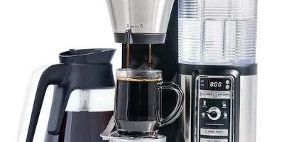 $90.99 (was $199.99) Ninja Coffee Bar wi...