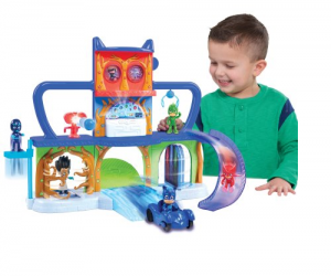 $15.97 (was $30) PJ Masks Headquarters Track Playset