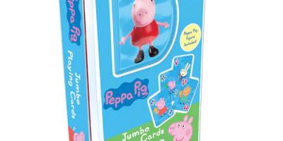 $3.59 (was $9.99) Peppa Pig Jumbo Playin...