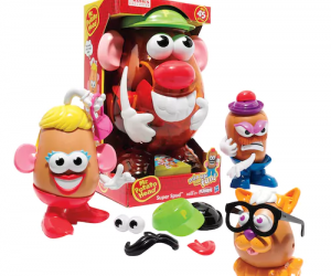 $17.49 (was $49.99) Playskool Mr. Potato Head Super Spud