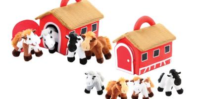 $12.99 (was $49.99) Plush Talking Horses...