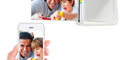 TODAY ONLY: Polaroid ZIP Mobile Printer