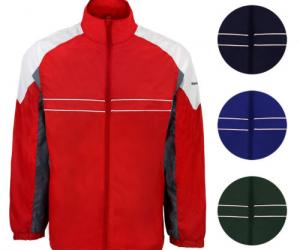 $17.99 (was $59.99) Reebok Men's Athletic Performance Jacket