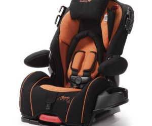 $75.99 (was $159.99) Safety 1st Alpha Omega Elite Convertible 3-in-1 Car Seat, Nitro