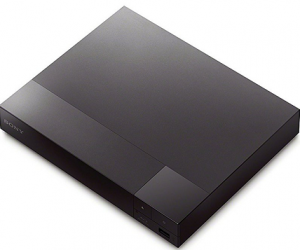 $39.99(was $99.99) Sony BDP-BX370 Blu-ray Player