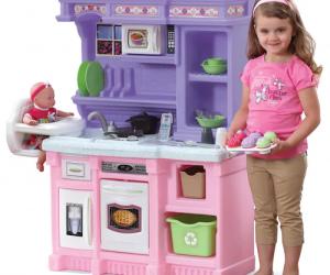 $65.99 (was $129.99) Step2 Little Baker's Kitchen