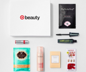 New Target Holiday Beauty Boxes