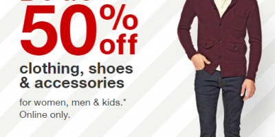 BOGO 50 Percent Off Clothing, Shoes And ...