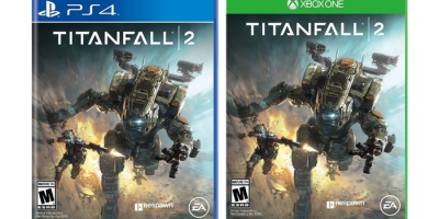 $9.99 (was $14.40) Titanfall 2 for Xbox One or PlayStation 4