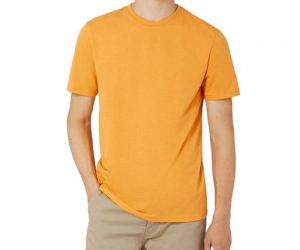 $4.99 (was $10) Topman Slim Fit Crewneck T-Shirt