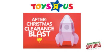 Extra 20% off Clearance at Toys R Us