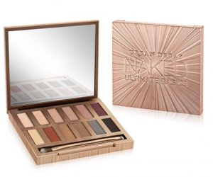 $22.95 (was $54) Urban Decay Naked Ultimate Basics Eye Shadow Palette
