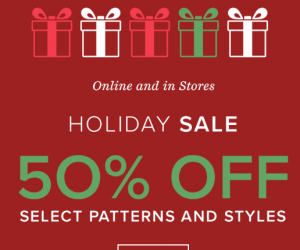 50 Percent Off Select Vera Bradley Styles And Free Shipping