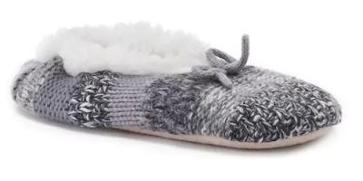 $5.59 (was $14) Women's SONOMA Goods for Life Ballerina Slippers