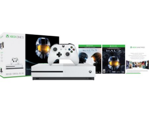 $199 (was $279) Xbox One S Ultimate Halo Bundle (500GB)