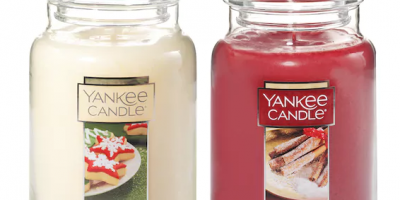 2/$19.59 (was $27.99 ea) Yankee Candle 2...
