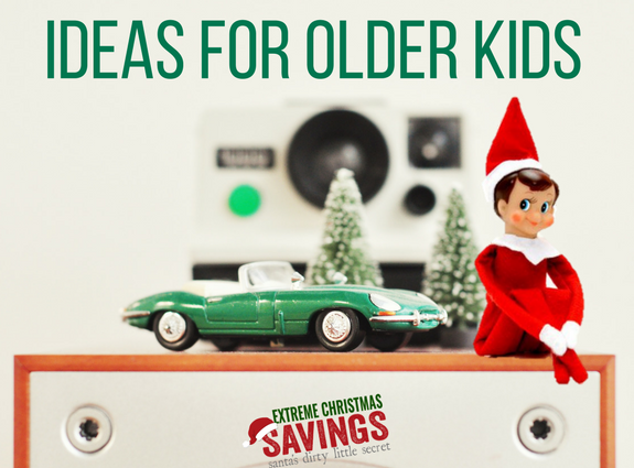 Creative and Fun Elf on the Shelf Ideas for Older Kids