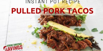 Instant Pot Recipe Pulled Pork Tacos &#8...