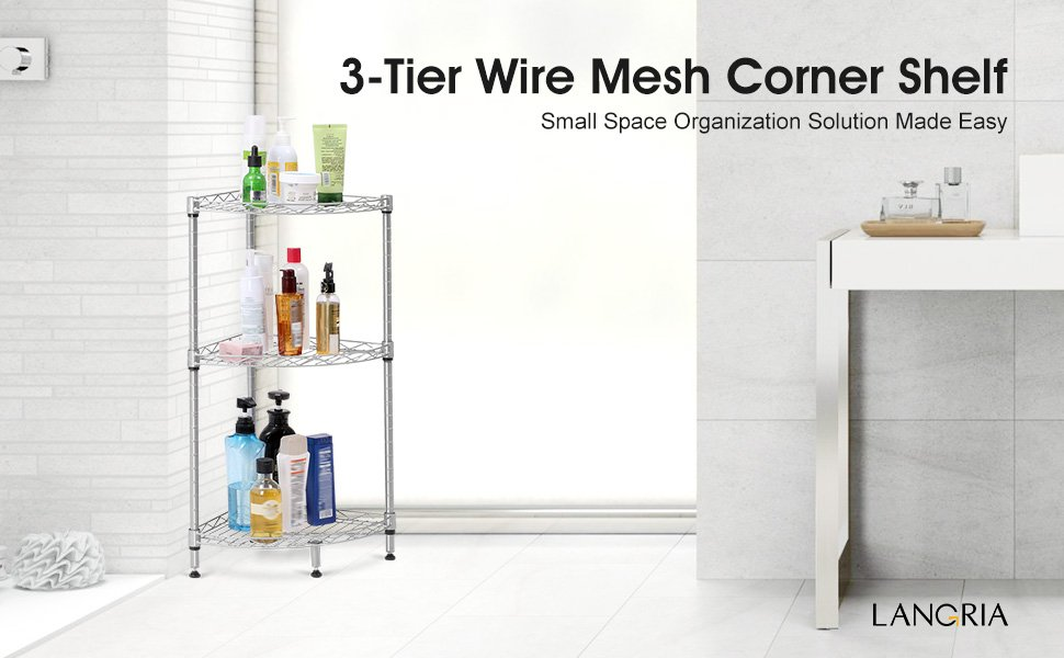 Get $4 off Corner Shelf