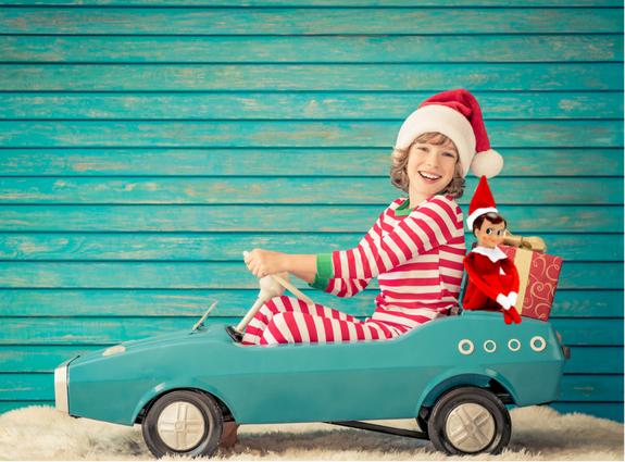 Elf on a Shelf Ideas for Older Kids