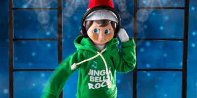 Extreme Elf Fun: What Does Elf on the Shelf do at Night?