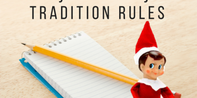 Unofficial Official Elf on the Shelf Rules – Extreme Elf Fun!