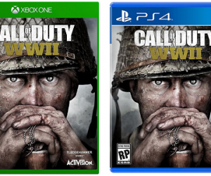 $39.99 (was $59.99) Call Of Duty WW II for PS4 or Xbox One