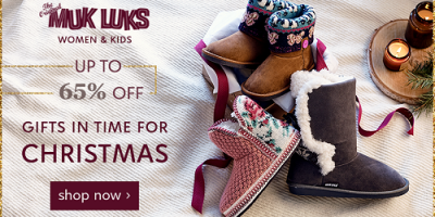 up to 65 Percent Off Muk Luks At Zulily
