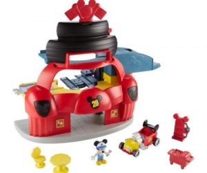 $21.59 (was $39.99) Disney Mickey The Roadster Racers Garage Playset