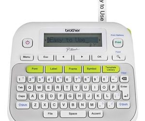 $24.99 ((was $39.99) Brother P-Touch PT-D210 Label Maker