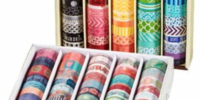 $10 (was $29.99) Washi Tape Boxes