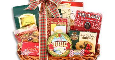 $24.98 (was $50.99) Happy Holidays Basket