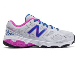 $19.99 (was $49.99) New Balance 680v3 GIRLS GRADE SCHOOL SHOES