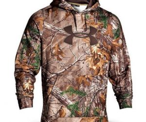 $48.99 (was $90) New With Tags Men's Under Armour Hunting Camo Hoodie Hooded Sweatshirt